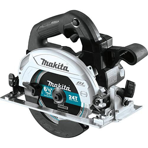 Makita XSH04ZB 18V LXT Lithium-Ion Sub-Compact Brushless Cordless 6-1 2 Circular Saw, Tool Only