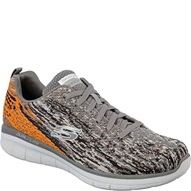 Chaussures Skechers bleues Sportives homme Z7lIzEAqY