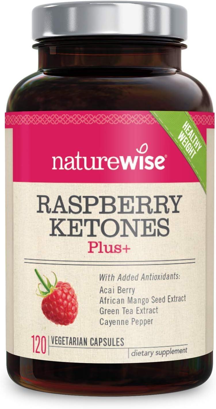Amazon Com Naturewise Raspberry Ketones Plus Advanced Weight