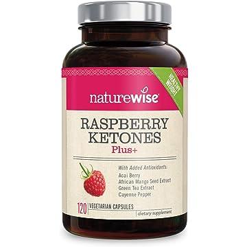 top selling NatureWise Raspberry Ketones Plus