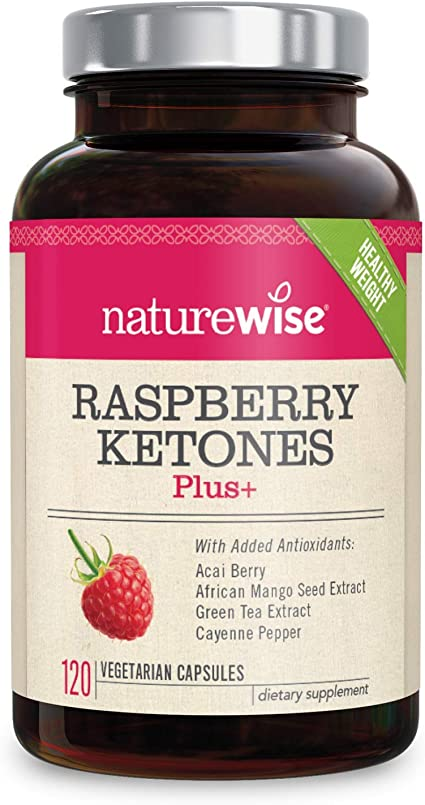 Amazon Com Naturewise Raspberry Ketones Plus Advanced Weight Loss Appetite Suppressant With Powerful