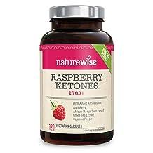 NatureWise Raspberry Ketones Plus