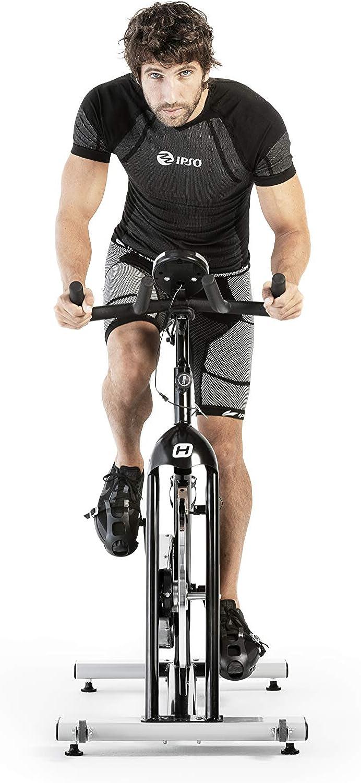 BT BODYTONE - DS-20 - Bicicleta Estática Semi Profesional de Ciclo ...