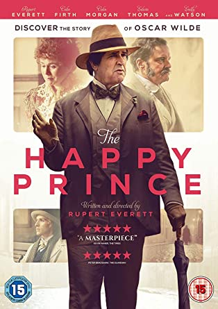 Image result for the happy prince dvd