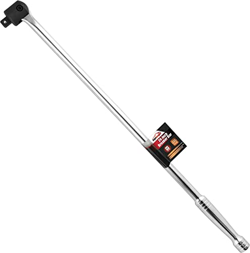 EPAuto 1/2-Inch Drive by 24-Inch Length Breaker Bar