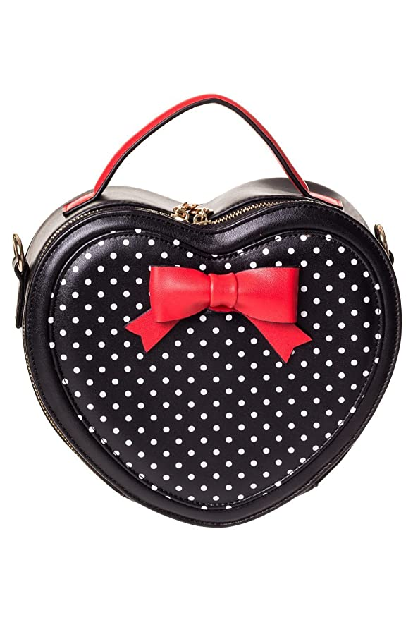 Retro Handbags, Purses, Wallets, Bags Banned Great Heights Bag $35.95 AT vintagedancer.com
