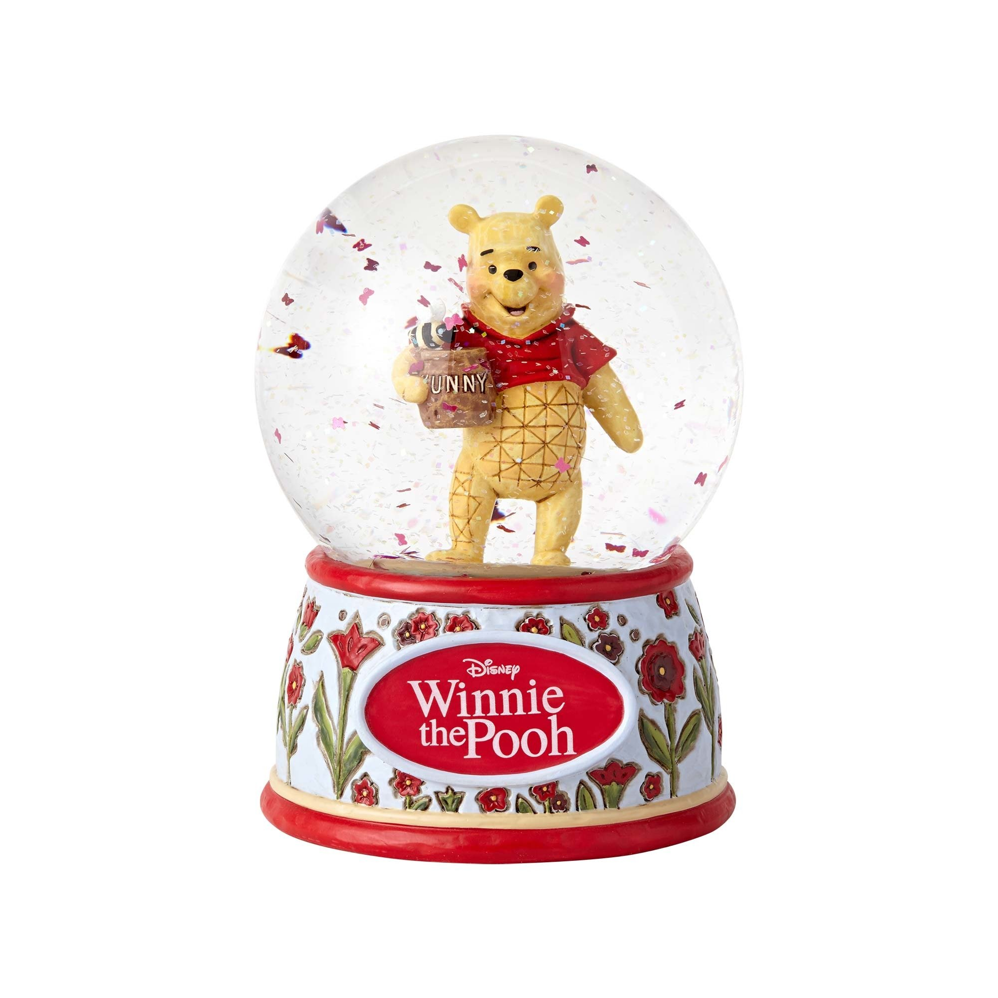 Enesco Disney Traditions Winnie The Pooh Water Globe by Disney