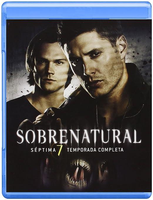 Sobrenatural - Temporadas 1-9 [Blu-ray]: Amazon.es: Jared ...