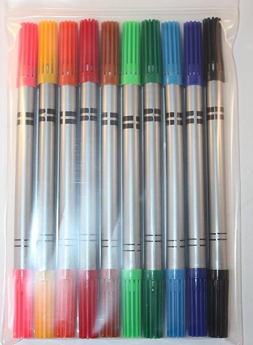 Amazon.com: Kopykake Coloring Pens, Set of 10: Food Decorating ...