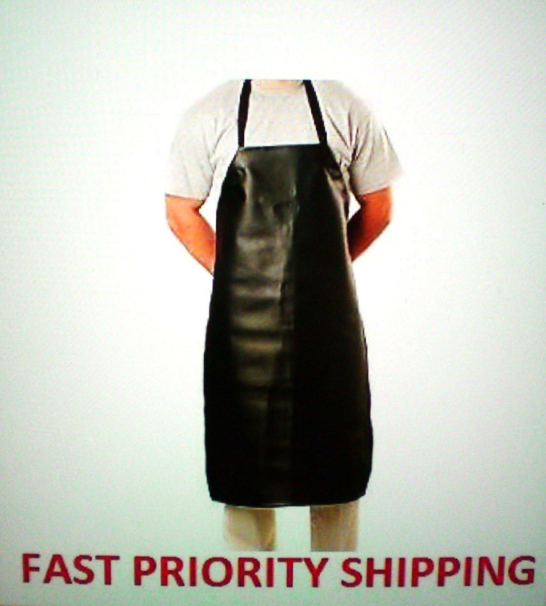 Generic LQ.. 8.. LQ.. 1307.. LQ ACK Vin Tablier en vinyle–Restau Noir de qualité sur Heavy Duty–Avy DUT étanche Restaurant Rcial Chef Commercial Chef Us6-lq-16apr15–4