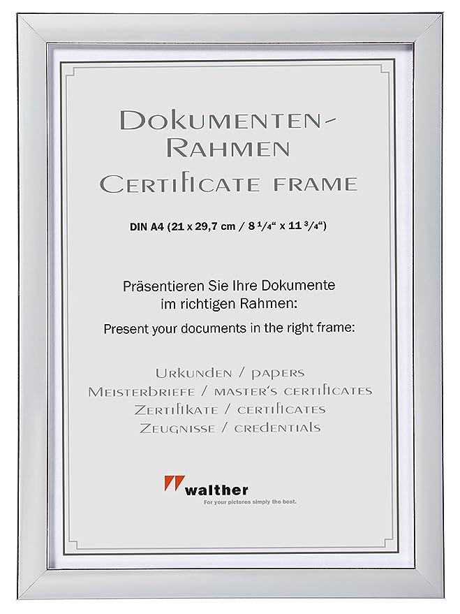 Amazon.de: Walther 852103 Wandrahmen Shades, Kunststoff, 21 x 29, 7 ...