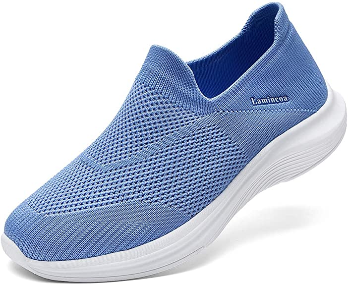 1. Lamincoa Women's Sock Walking Shoe