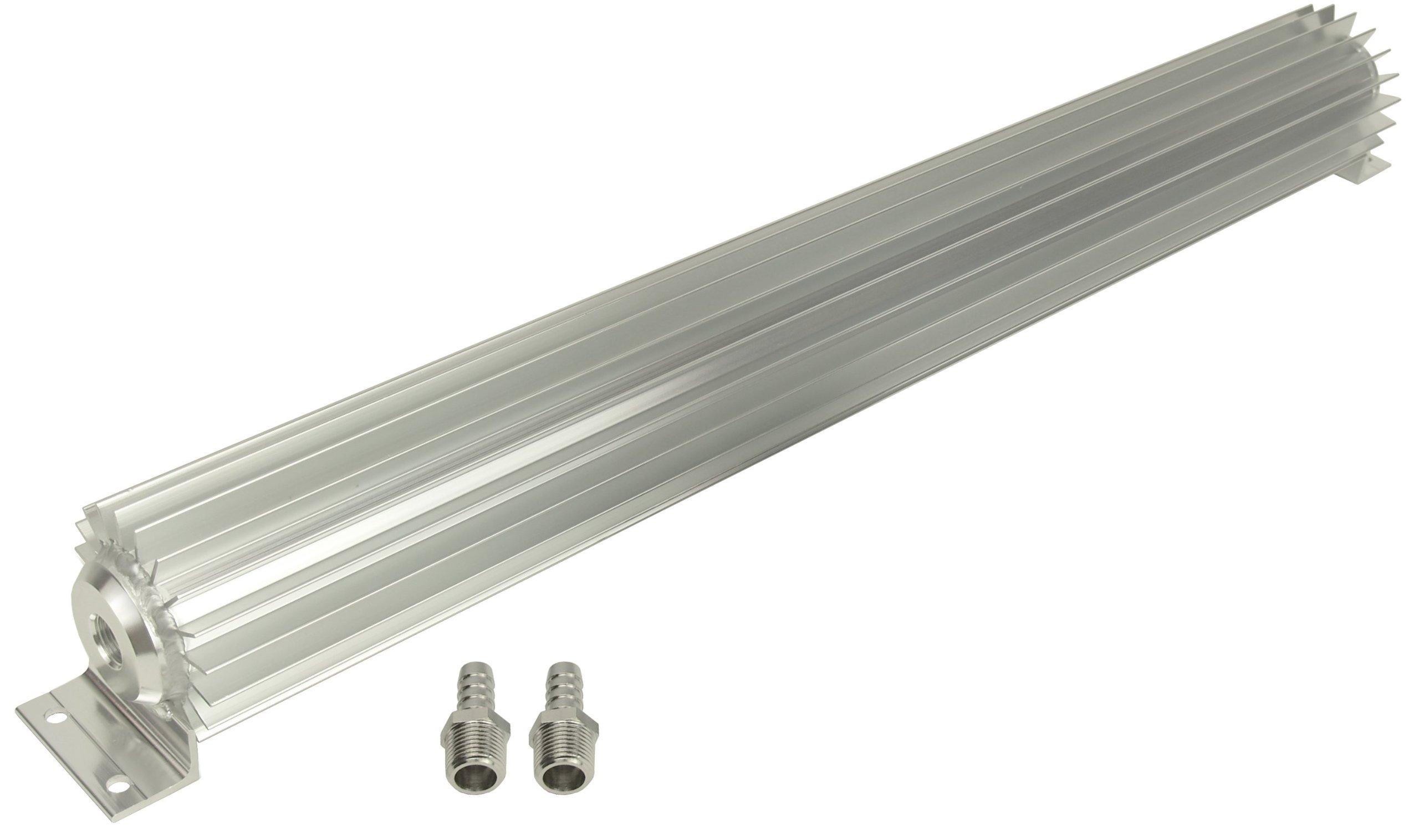Derale 13257 Single Pass Aluminum Heat Sink Cooler