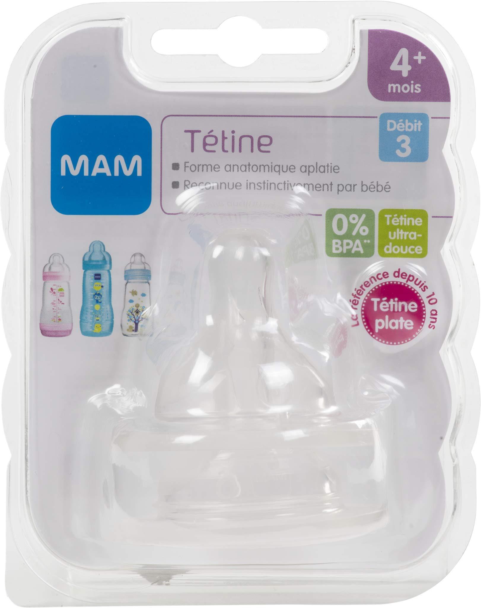 MAM Babyartikel - Tetinas para biberón (2 unidades) product image