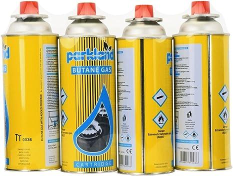 SONIC® Botella de botes de gas butano Camping portátil ...