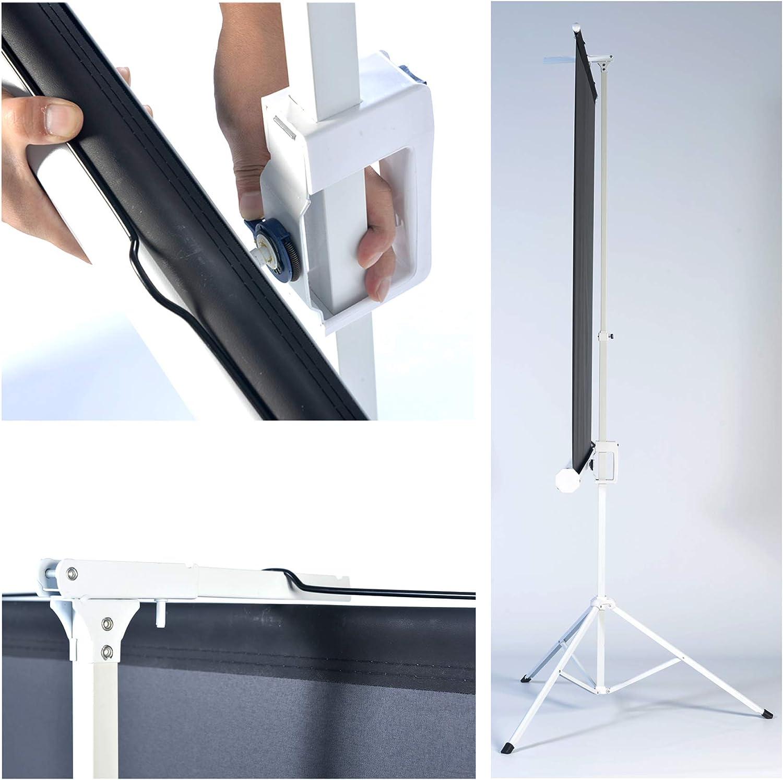 Phoenix Technologies - Pantalla de proyección con trípode portátil ...