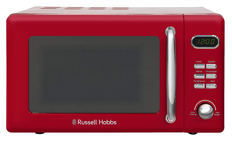 Russell Hobbs RHRETMD706R 17L Retro