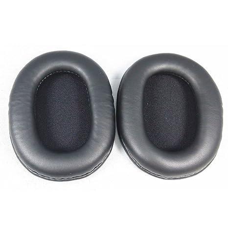 Pixnor Un Paio Di Ricambio Morbido PU Schiuma Cuffie Ear Pad Auricolari Per  SONY MDR- fcf24f6ee8dd