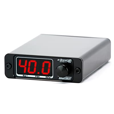 Turbosmart TS-0302-1002 e-Boost 40 PSI STREET Boost Controller: Automotive