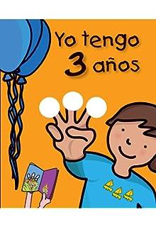 Yo tengo 4 años (MI CUMPLEAÑOS): Amazon.es: Andreu Riera ...