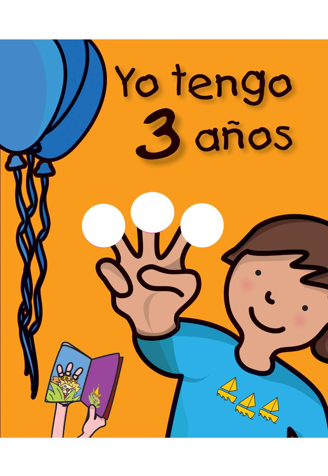 Mi cumpleaños, yo tengo 3 años: Rosa Collado Bascompte ...