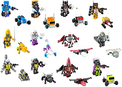 Kreon: Transformers Micro-Changers Series 3 - Complete set of 12