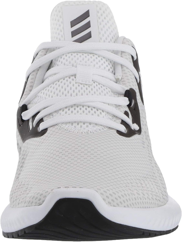 adidas Alphabounce 3, Chaussures de Running Homme Ftwr Blanc Core Noir Gris