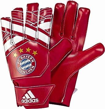 Adidas Torwarthandschuhe Ace Young Pro Fc Bayern Munchen Kinder Rot