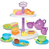 "Casdon 687 ""Mr Kipling Cake Stand and Tea"" Toy Set"