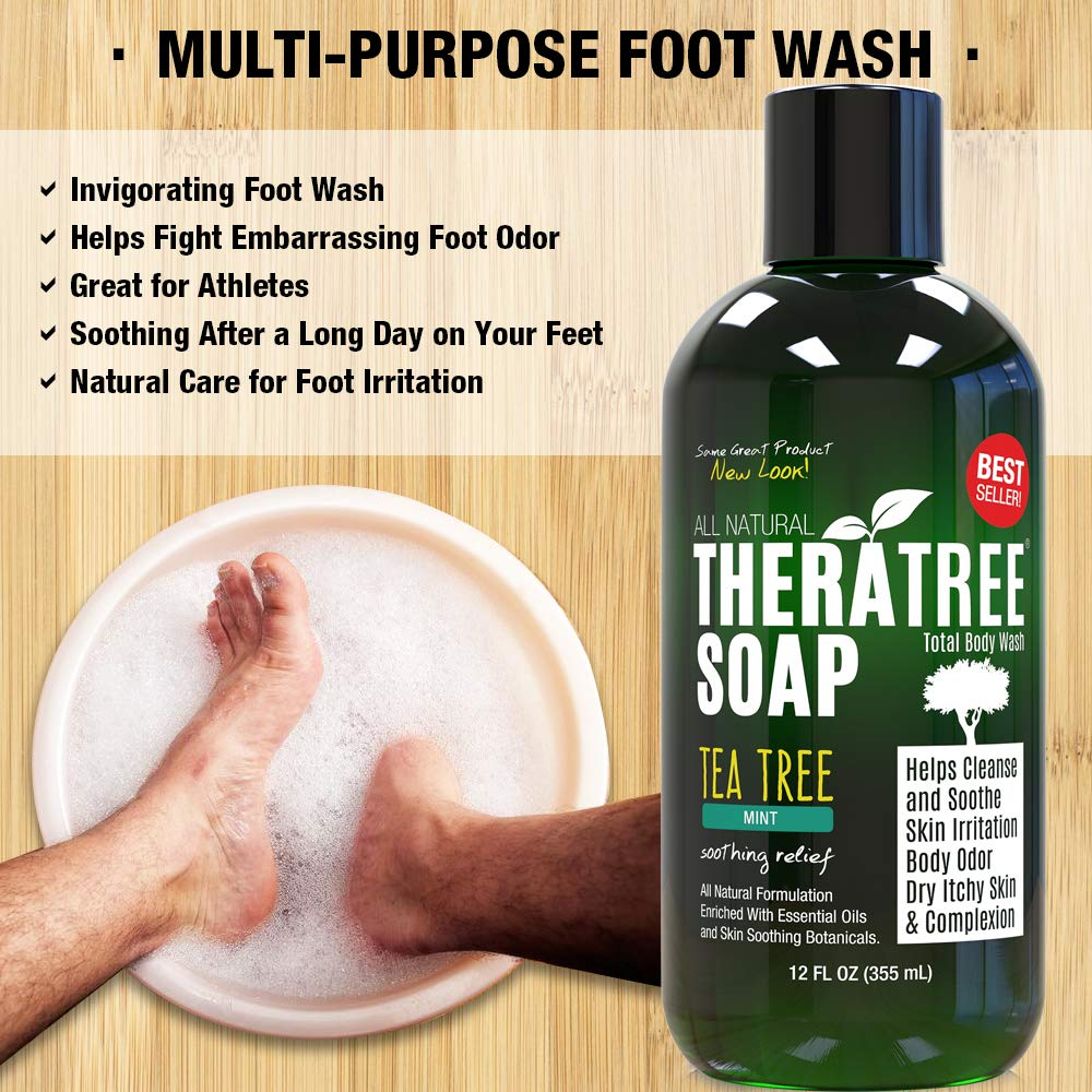 what is the best soap for body odor