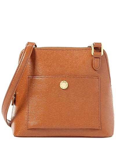 LAUREN Ralph Lauren Women\u0027s Newbury Bailey Dome Crossbody Lauren Tan Handbag:  Handbags: Amazon.com
