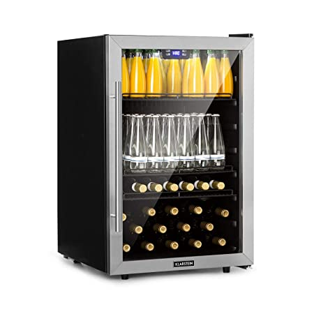 Klarstein Beersafe 5XL Nevera para bebidas - 148 L para unas 231 ...