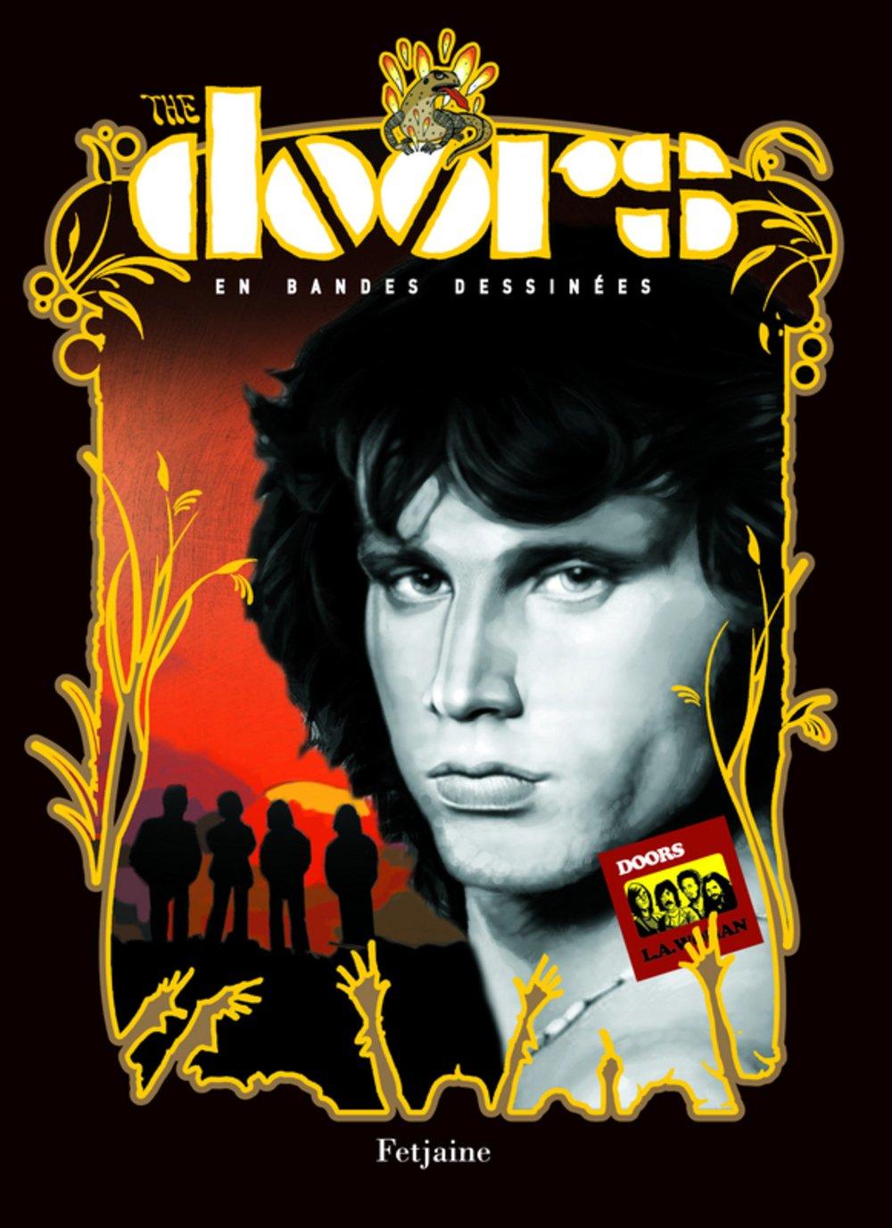 The Doors en bande dessinées