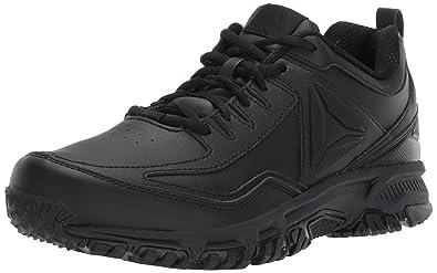 5520b56dcd8b Reebok Men s Ridgerider Leather 4E Sneaker