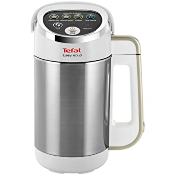 Tefal Easy Soup 1000-Watt Soup Maker (Metallic Grey) Hand Mixers at amazon