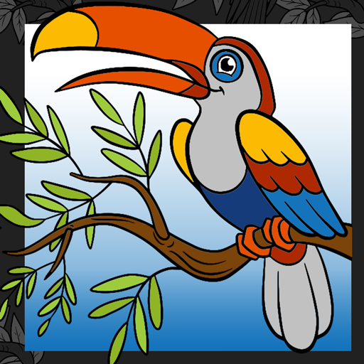 Birds Coloring Book - Gallery The In Stores