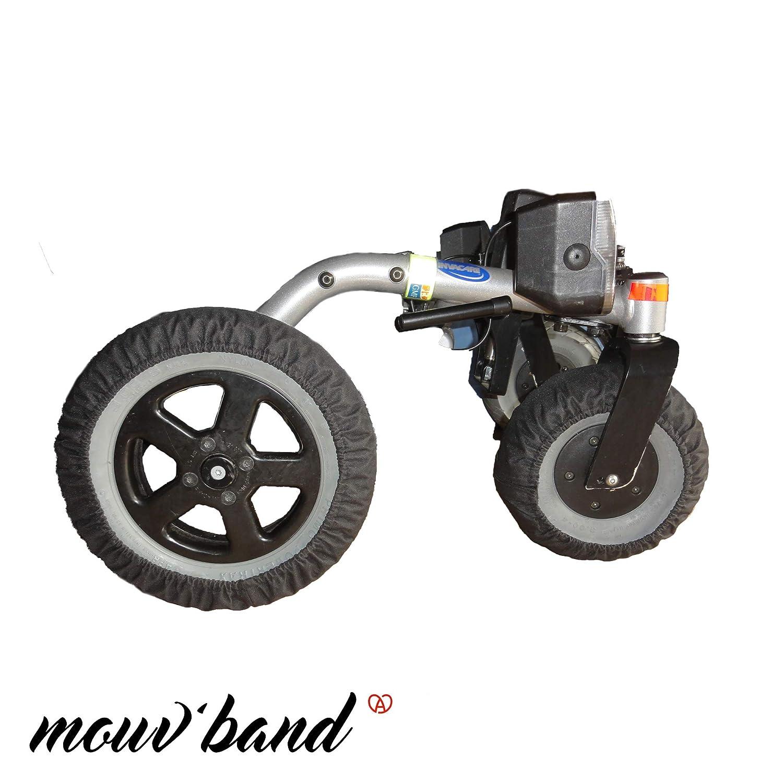 Chaussettes de pneus pour fauteuil é lectrique