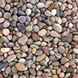 Chas Long & Sons Scottish Pebbles 20-30mm 25KG (Approx) Bag