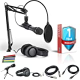 Audio-Technica AT2005USB Microphone Pack with