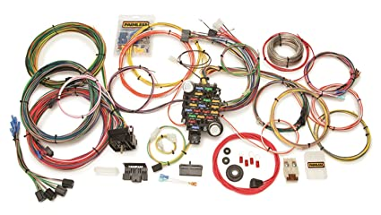 amazon com painless 10205 18 circuit wiring system automotive rh amazon com Painless Wiring Harness Chevy Painless Wiring Harness Kit