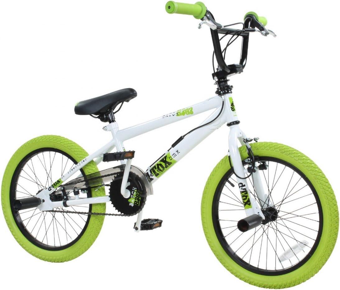 Detox Freestyle Bicicleta Bmx de 18\
