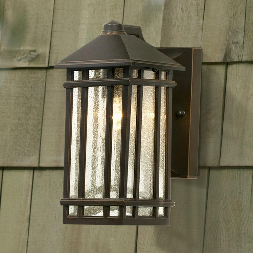 J du j sierra craftsman 10 high outdoor wall light wall porch j du j sierra craftsman 10 high outdoor wall light wall porch lights amazon aloadofball Gallery