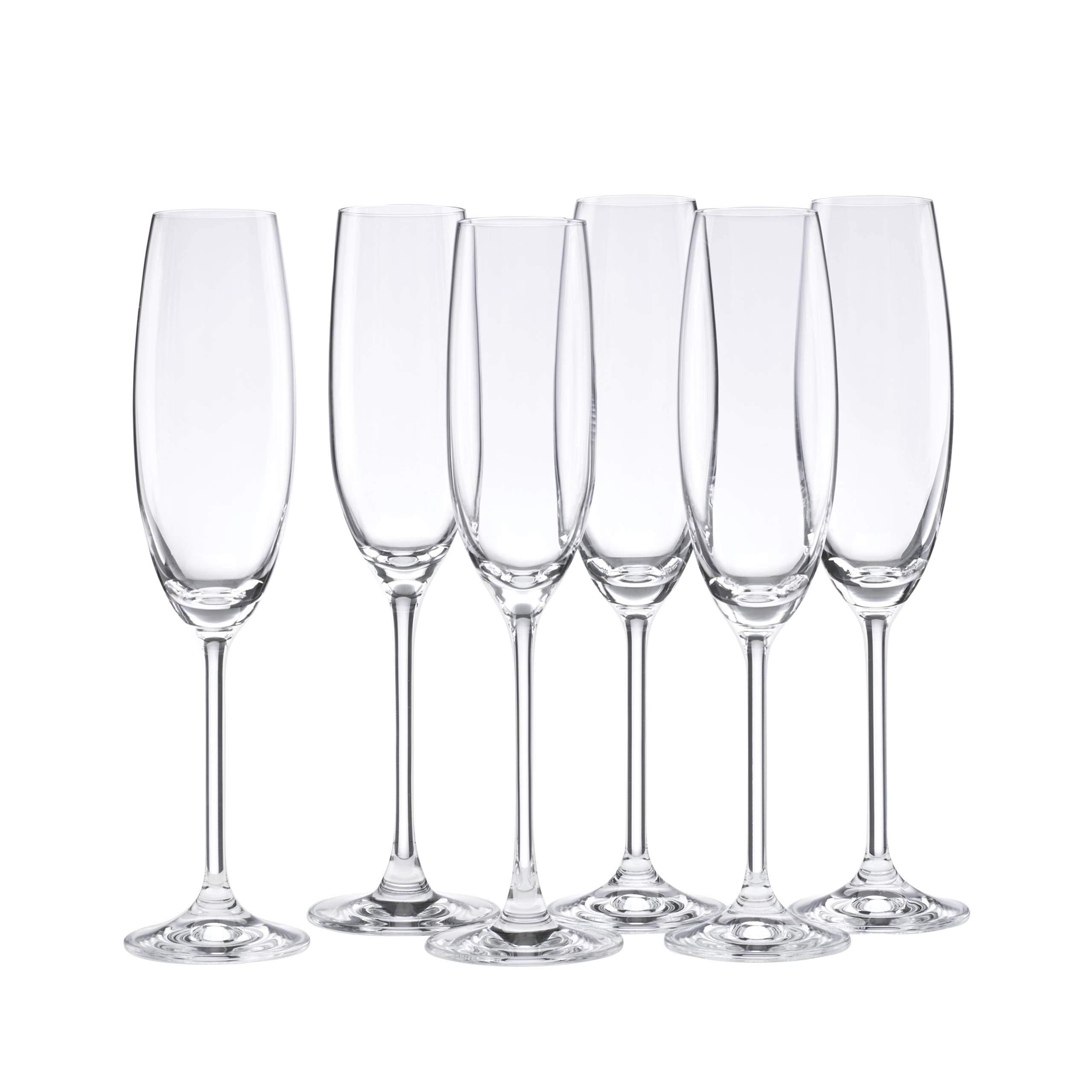 Lenox 845276 Tuscany Classics Champagne Flutes, Buy 4, Get 6 by Lenox
