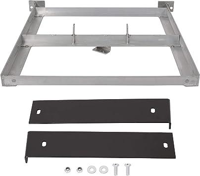 Battery Accessories KUAFU Aluminum Battery Tray for 1994-2013 EZGO ...