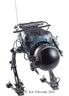 1//72 scale kit Hasegawa SW03 Manned Research Submersible SHINKAI 6500 Upgraded