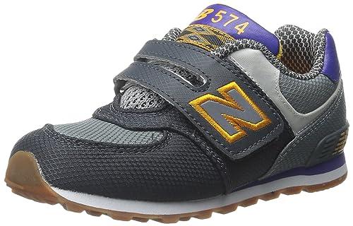 fd259f08d New Balance - Zapatos New Balance Kids 574 Velcro...