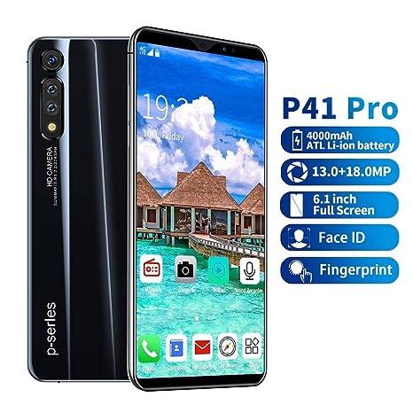 Smartphone Libre 6.1 Pulgadas Android 9.1 Oreo 4000mAh Batería ...