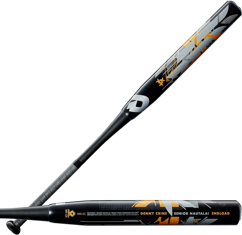 Demarini 2021 Senior Nautalai Endload Denny Crine Signature Slowpitch Softball Bat