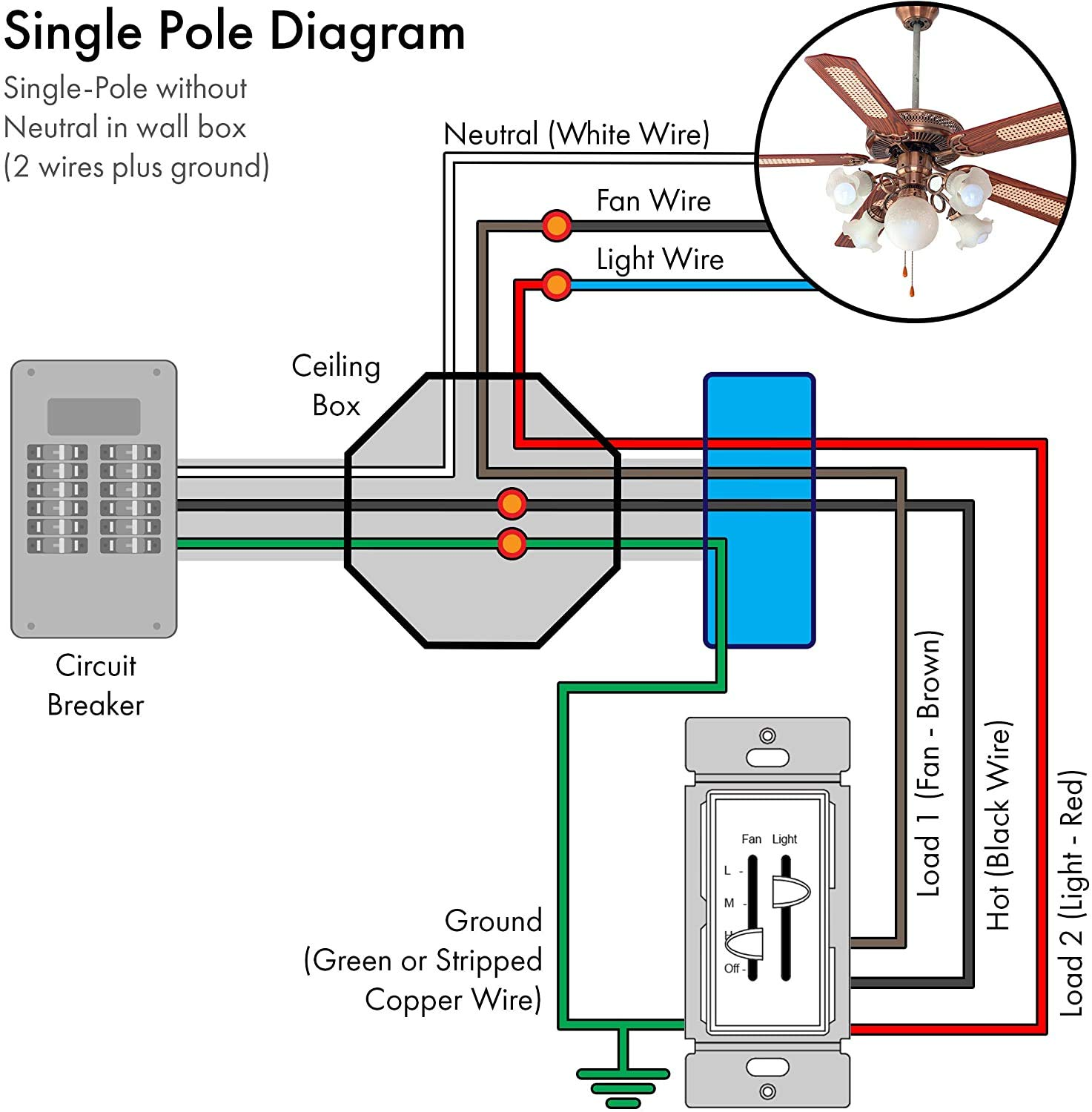 Hunter 27182 Wiring Diagram from images-na.ssl-images-amazon.com
