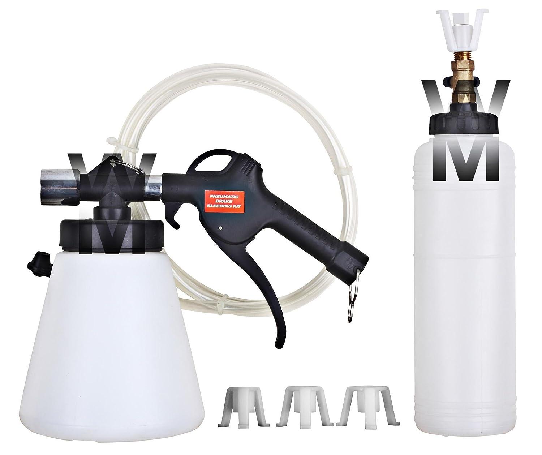 Bomba de vacío para fluido de líquido de freno y embrague, de Wondermantools®: Amazon.es: Coche y moto
